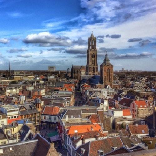 Urban Culture Run Utrecht