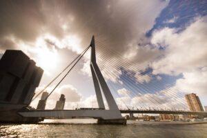 Nanette van Nispen loopt de marathon van Rotterdam